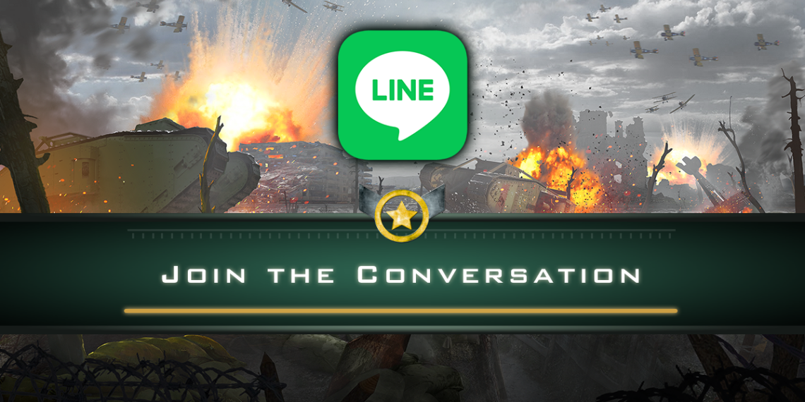 Join the World War Rising Command Community!
