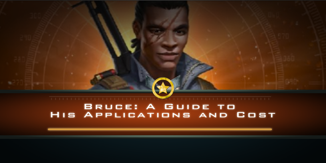 Bruce: A Guide to His Applications and Cost