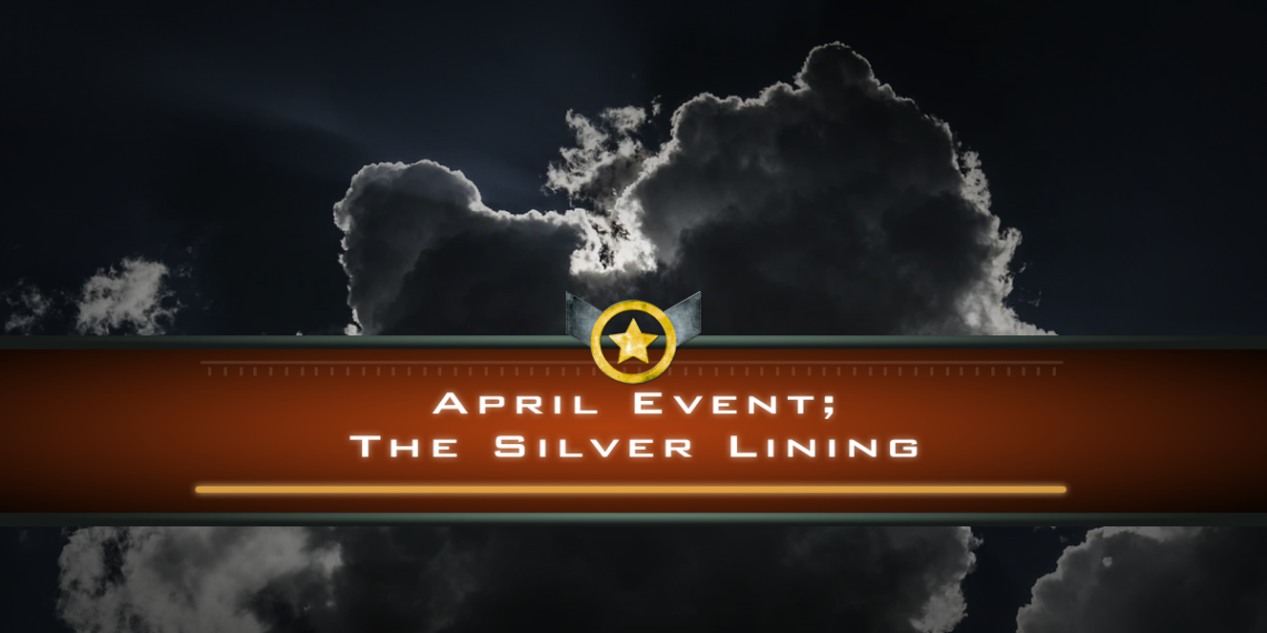 April Event; The Silver Lining
