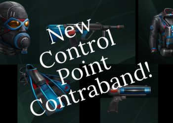 Diver Gear – New Contraband Equipment for Control Point