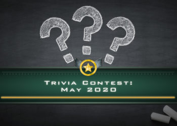 May Trivia Event: Win a $25 Gift Card!