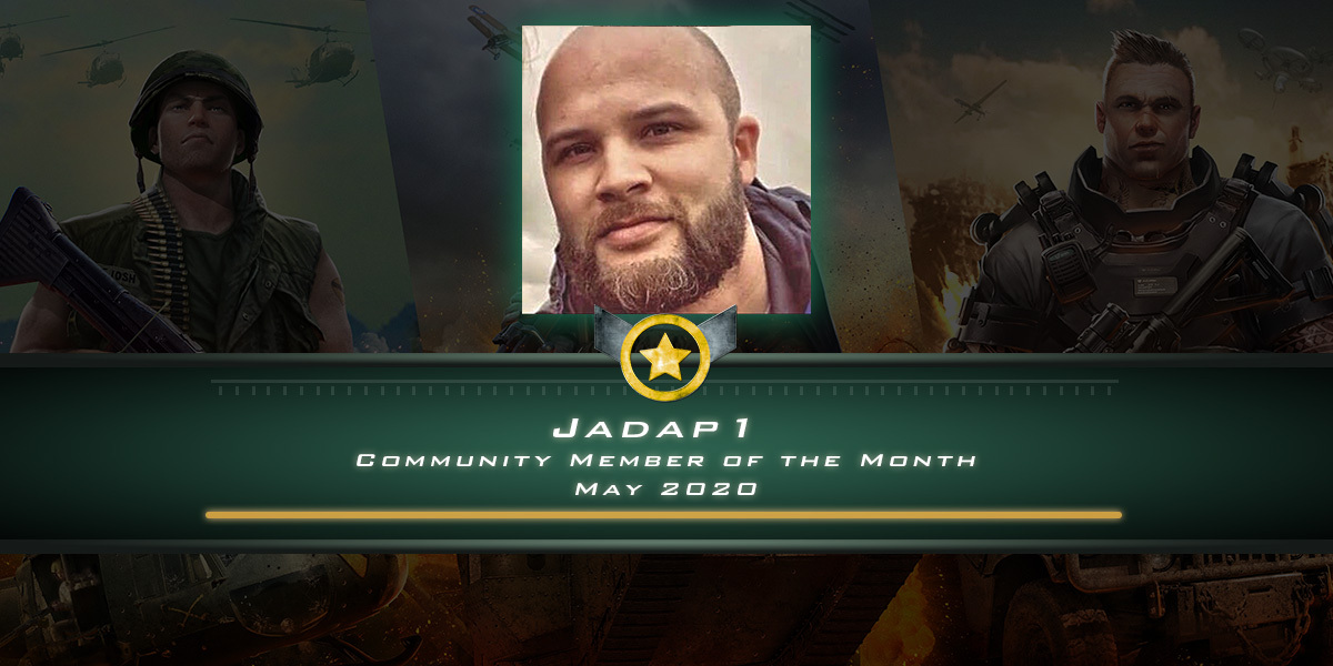 Community Member of the Month [May's Winner!]