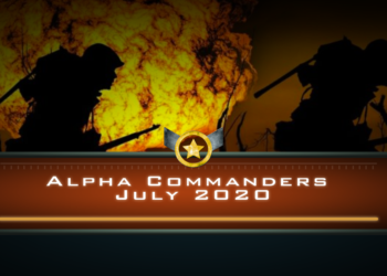 Alpha Commanders July 2020