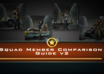 Squad Member Comparison Guide v2
