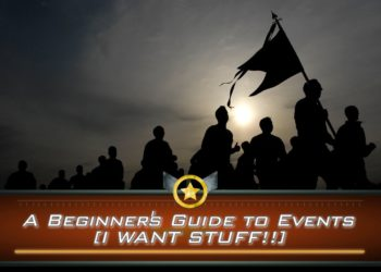 A Beginner's Guide to Events [I WANT STUFF!!]