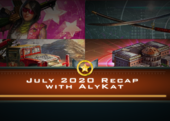 July 2020 Recap with AlyKat