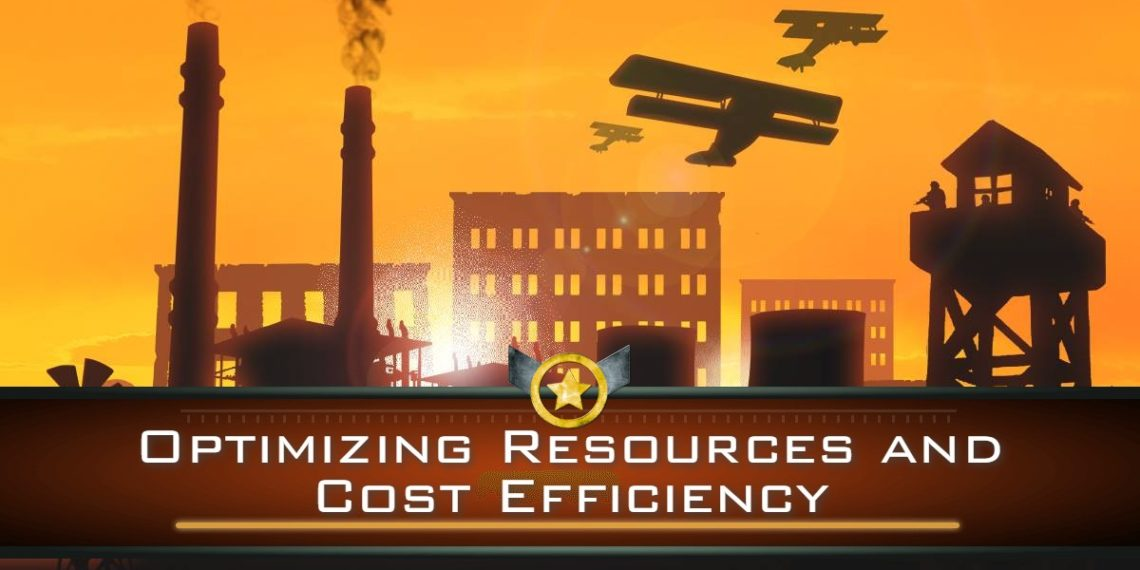 Optimizing Resources and Cost Efficiency