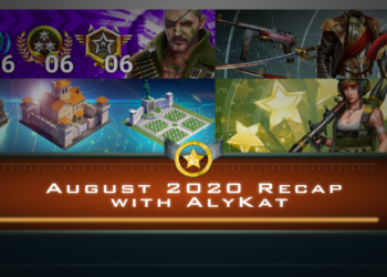 August 2020 Recap with AlyKat