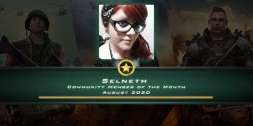 Community Member of the Month [August's Winner]