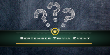 September Trivia Event: Win a $25 Gift Card!