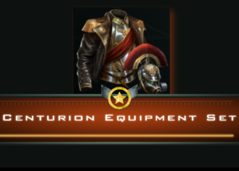 Centurion Equipment Set