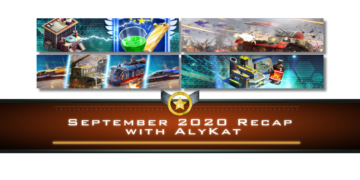 September 2020 Recap with AlyKat