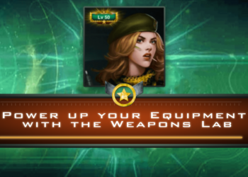 Power up your Equipment with the Weapons Lab