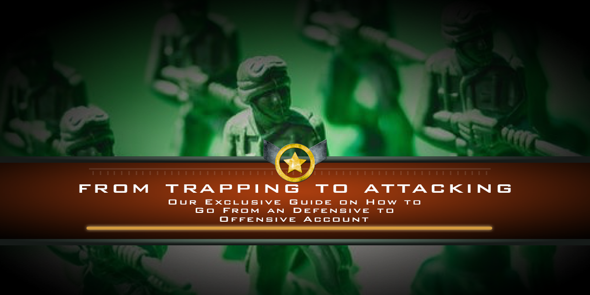 From Trapping to Attacking