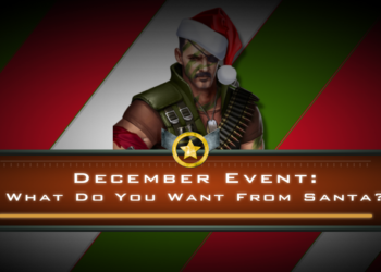December Event: What Do You Want From Santa?