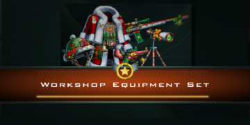 Workshop Equipment Set