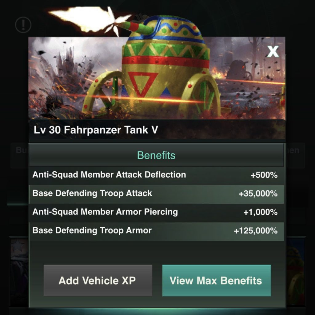 Look at Vehicle Stats Carefully