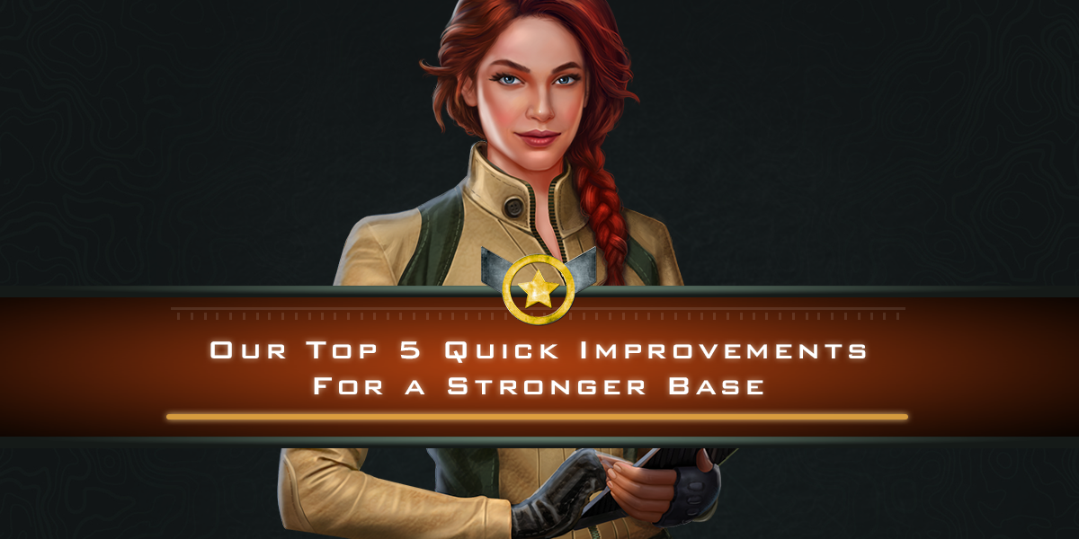 Our Top 5 Quick Improvements For a Stronger Base