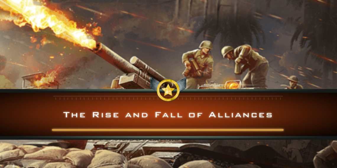 The Rise and Fall of Alliances