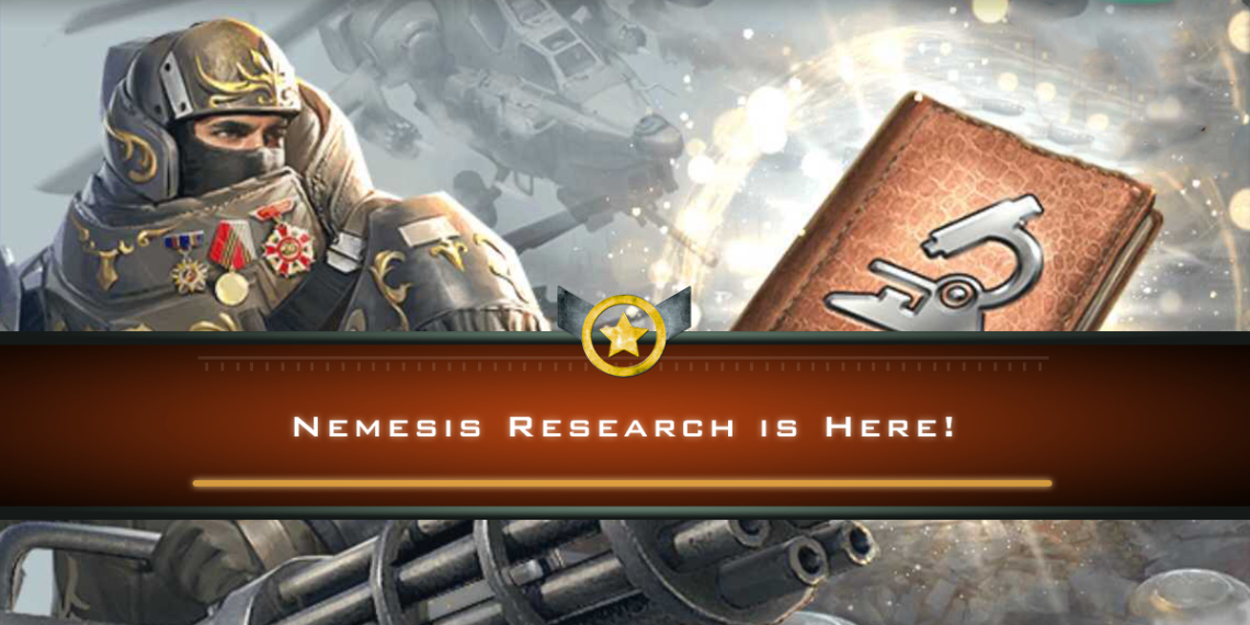 Nemesis Research is Here!