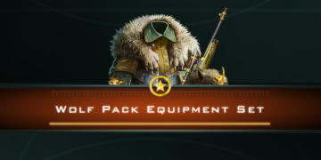 Wolf Pack Equipment Set