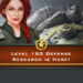 Level 150 Defense Research is Here!