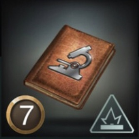 Look for the Fire in the Triangle to find Level 150 Troop Research in Your Research Facility.