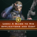 Leon: A Guide to His Applications and Cost